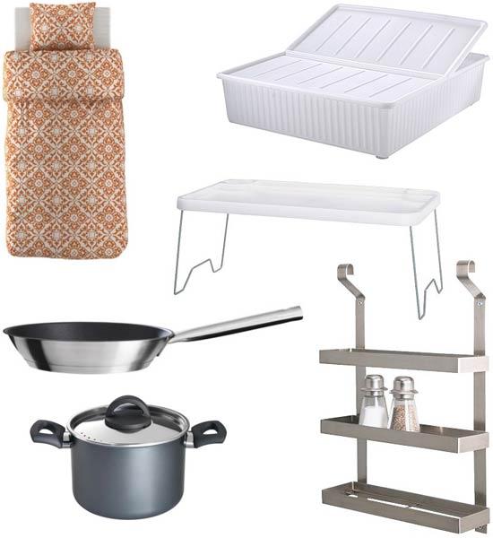 januárová súťaž o nábytok a interiérové doplnky IKEA