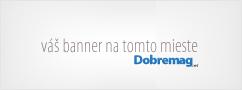 reklamná plocha dobremag.net